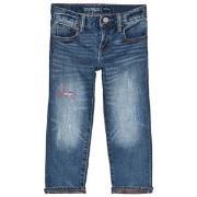 GAP Blue Mid Wash Denim Jeans 18-24 Months