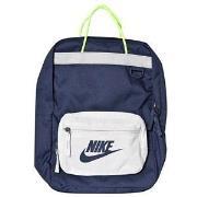 NIKE Tanjun Backpack Blue & Grey One Size