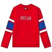 NIKE Nike Air Fleece Sweatshirt Red XS (6-8 years)